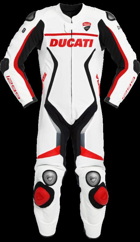 Tuta intera D-air racing Ducati Corse Superleggera